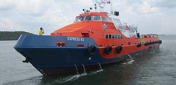 Crewboats - Miclyn Express Offshore