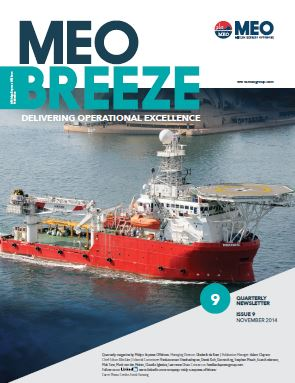 MEO Breeze - Issue 9 : Delivering operational excellence and other stories.