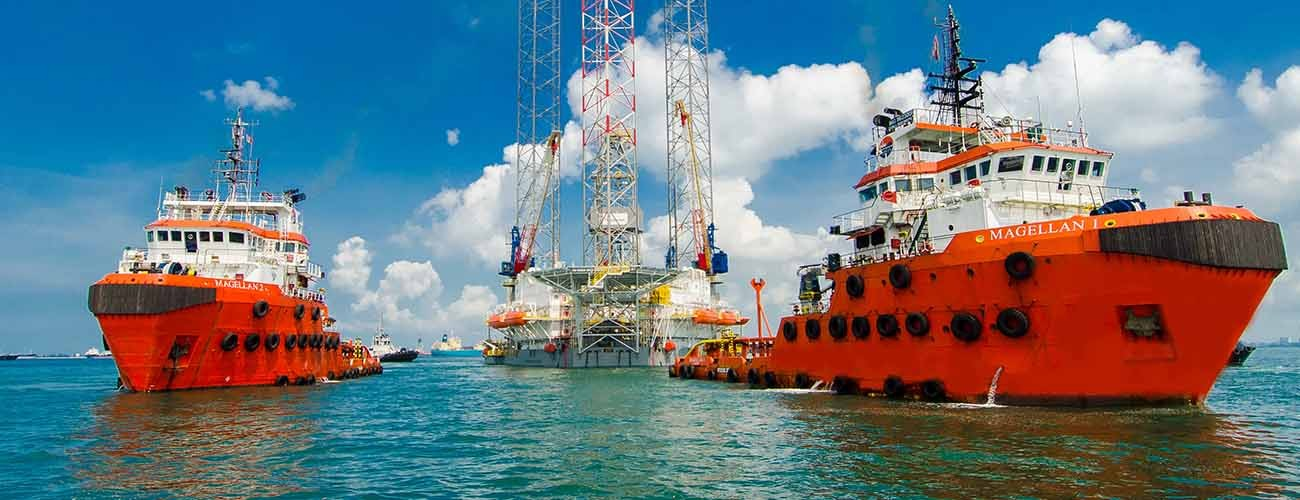 Supporting customers across all phases of the offshore oil and gas cycle